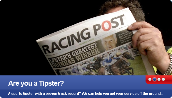 Are you a tipster?